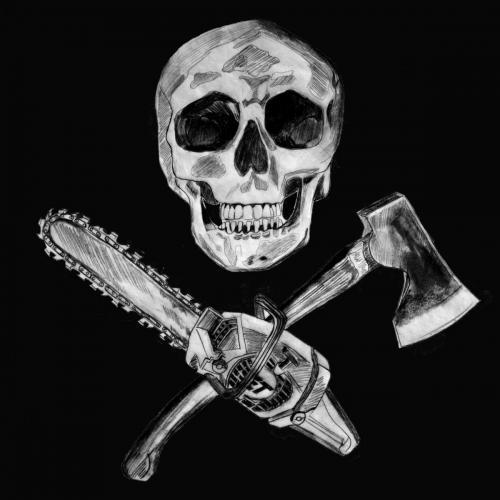 skull-chainsaw